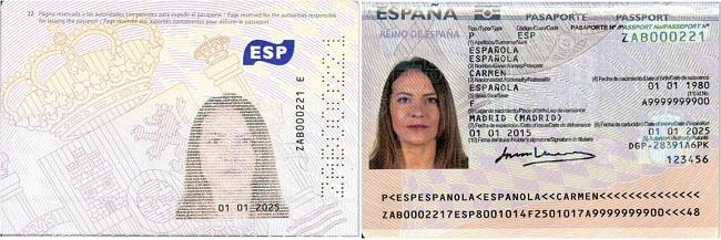 Pasaporte 3.0.