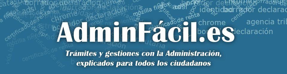 Adminf cil todos los tr mites con las administraciones for Oficina electronica inem