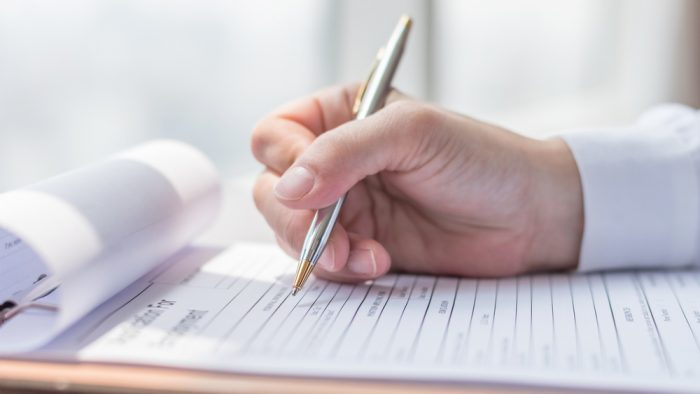 Rellenar formulario