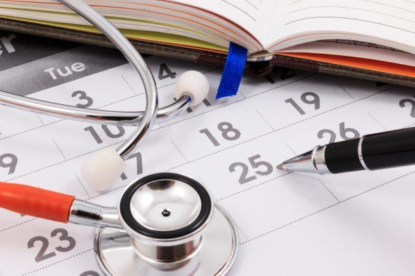 Cita previa reconocimiento médico