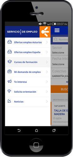 App Trabajastur - Empleo Asturias